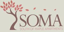 South of Maple Logo